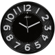 ADLER 30151WHITE Quartz Wall Clock