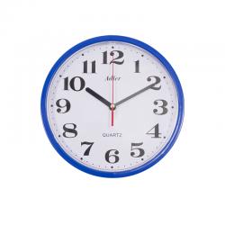 ADLER 21129O OAK. Quartz Wall Clock