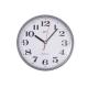 ADLER 30019 GREY Настенные кварцевые часы