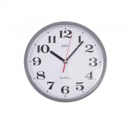 ADLER 30019 GREY Quartz Wall Clock