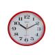 ADLER 30019 RED Sieninis kvarcinis laikrodis