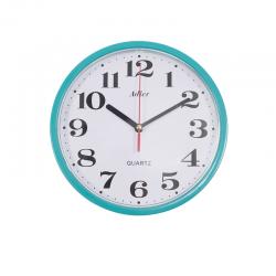 ADLER 30019 WHITE Quartz Wall Clock