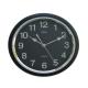 ADLER 30018 BLACK Quartz Wall Clock