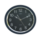 ADLER 30018 BLUE Quartz Wall Clock
