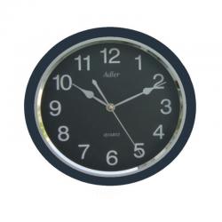 ADLER 30018 GREY Quartz Wall Clock