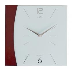 ADLER 21160 MAH Sieninis kvarcinis laikrodis