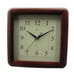 ADLER 30018 GOLD Quartz Wall Clock