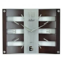 ADLER 21113W Quartz Wall Clock
