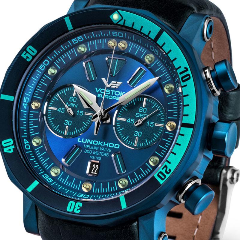 Watches - Vostok Europe Lunokhod-2 6S21-620E277 a66e7e330e5d