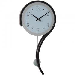 ADLER 20216W  Riešutas kvarcinis laikrodis