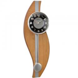 ADLER 20225O Ąžuolas kvarcinis laikrodis