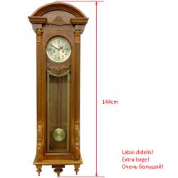 ADLER 11022O WALNUT. Wall Clock