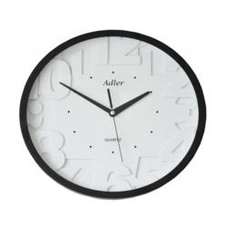 ADLER 30018 GREY Haстенные кварцевые  часы