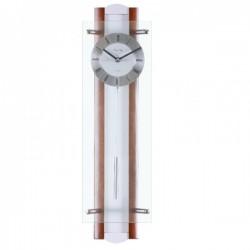 TEMPUS FUGIT P260 Riešutas Sieninis kvarcinis laikrodis