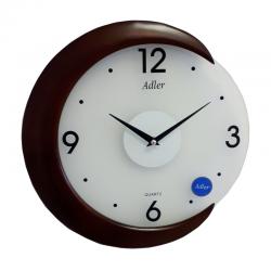 ADLER 21172W Haстенные кварцевые  часы