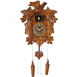 ADLER 24014O Cuckoo-clock. Color - oak