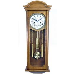 ADLER 11076 ДУБ Настенные часы Механическиe