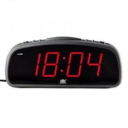 Electric Alarm Clock 1212/RED