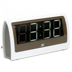 Электронные часы - будильник XONIX 1818/WHITE