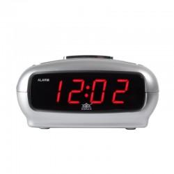 Electric Alarm Clock 1235/RED