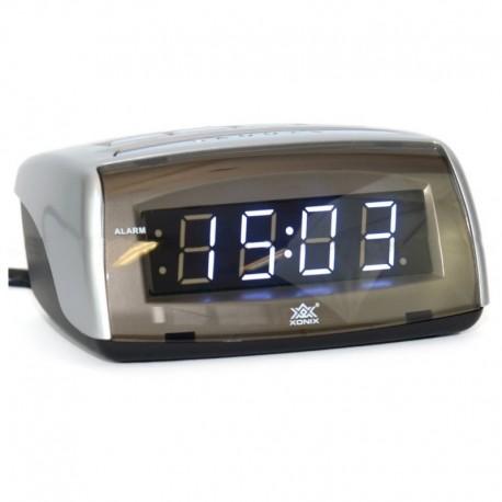 Elektrinis laikrodis XONIX 0720/WHITE