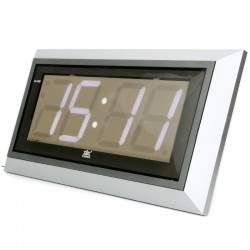 Electric Alarm Clock 4001/WHITE
