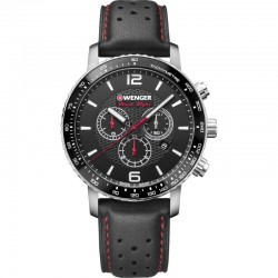 WENGER ROADSTER BLACK NIGHT CHRONO 01.1843.101