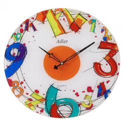 ADLER 21181-2 Haстенные кварцевые  часы
