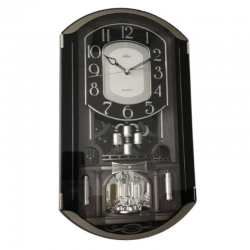 ADLER 30162GR/BL Quartz Wall Clock