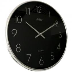 ADLER 30159SIL/WH Haстенные кварцевые  часы