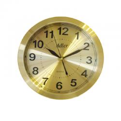 ADLER 30126 GOLD Sieninis kvarcinis laikrodis
