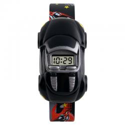 SKMEI 1241 BLACK Vaikiškas laikrodis
