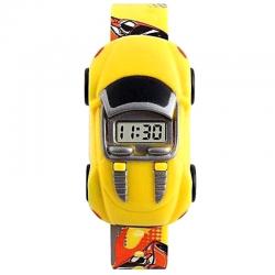 SKMEI 1241 YELLOW Vaikiškas laikrodis