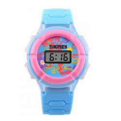 SKMEI 1097 BLUE Vaikiškas laikrodis