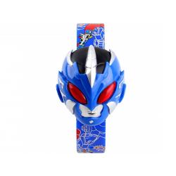 SKMEI DG1239 Dark Blue  Vaikiškas laikrodis