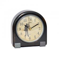 ADLER 22143BK Stalinis kvarcinis laikrodis