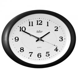 ADLER 30016 BLACK Sieninis kvarcinis laikrodis