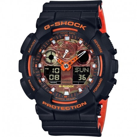 Casio G-Shock GA-100BR-1AER