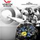 "Vostok-Europe ""Pilot Jurgis Kairys. Unlimited Acrobatics"" - Limituota serija - 6S11-320J362"
