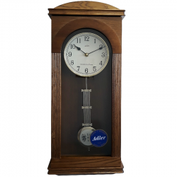 ADLER 20000W RIEŠUTAS Sieninis kvarcinis laikrodis