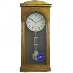 ADLER 20000O RIEŠUTAS Sieninis kvarcinis laikrodis