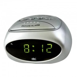 Электронные часы - будильник XONIX 0623/GREEN