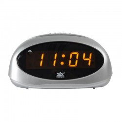 Electric Alarm Clock 0623/YELLOW