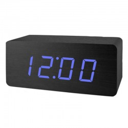 Elektrinis LED laikrodis XONIX GHY-001K/BK/BL