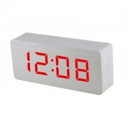 Elektrinis LED laikrodis XONIX GHY-015YK/WH/RED