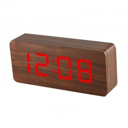 Electric LED Alarm Clock XONIX GHY-015YK/BR/RED