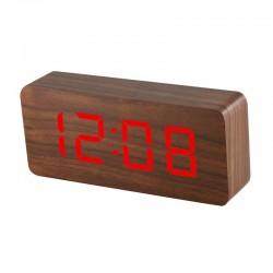 Электронные LED часы - будильник GHY-015YK/BR/RED
