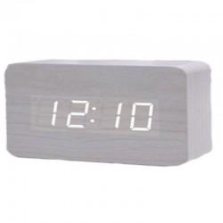 Electric LED Alarm Clock XONIX GHY-006YK/WH/WH