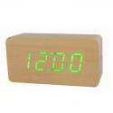 Elektrinis LED laikrodis XONIX GHY-015YK/BR/GR