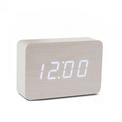 Электронные LED часы - будильник GHY-012/WH/WH